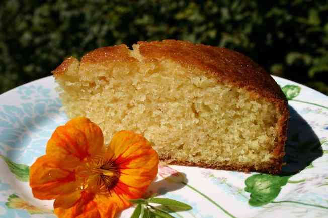 Lemony Lemon Cake