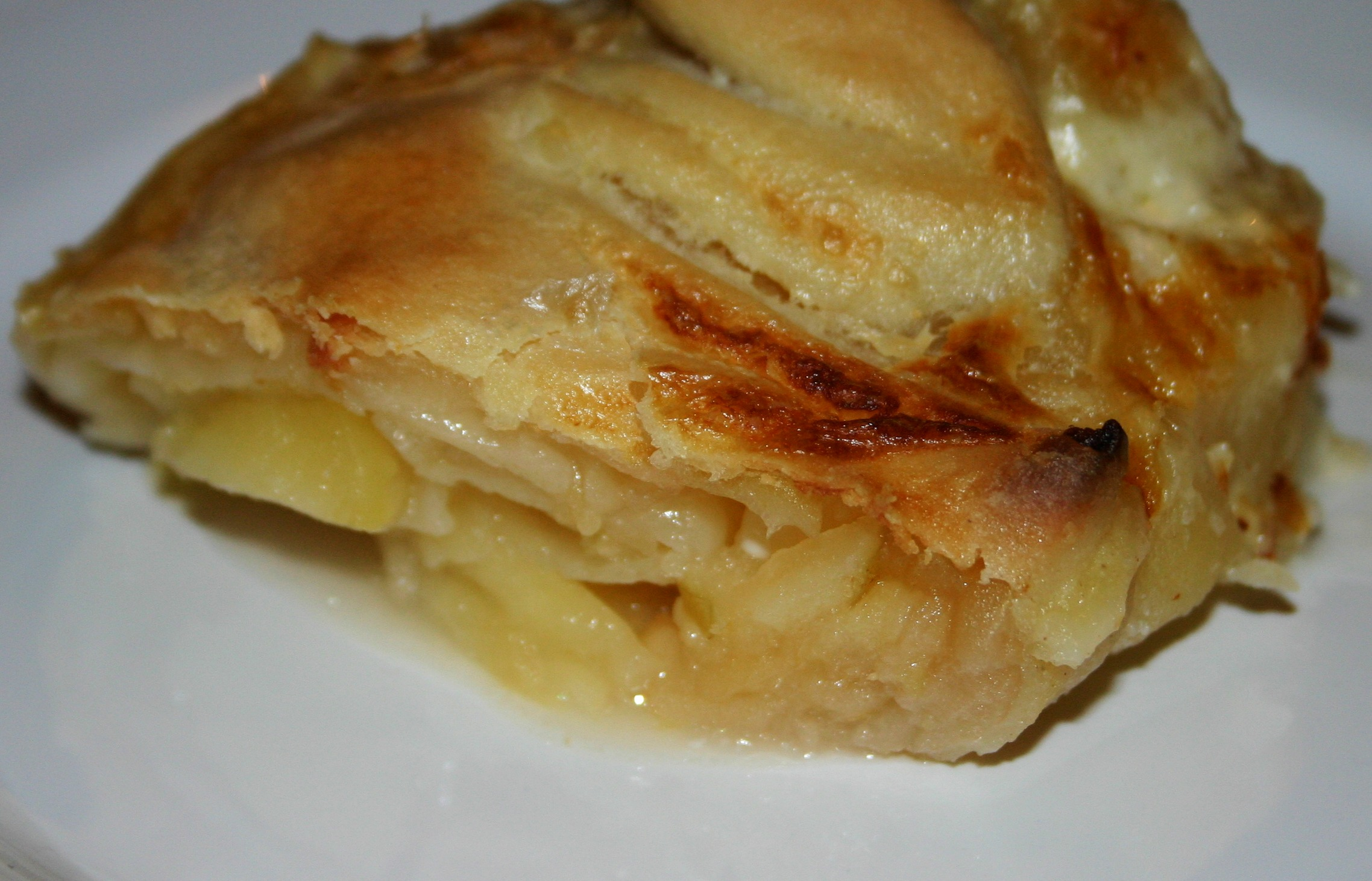 Apple Strudel | Words and Herbs