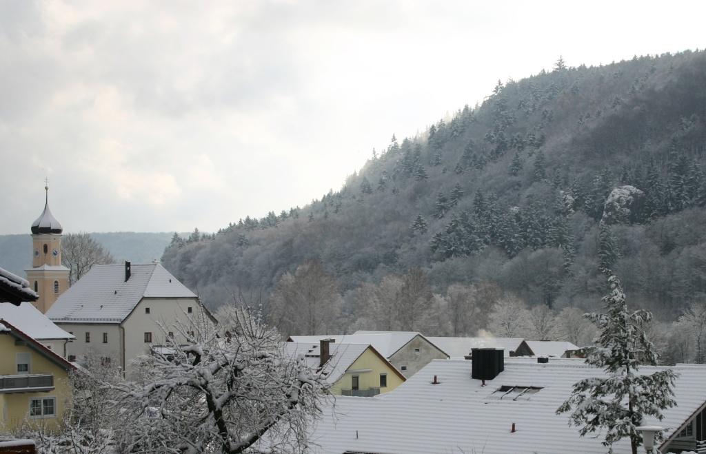 SnowyVillage