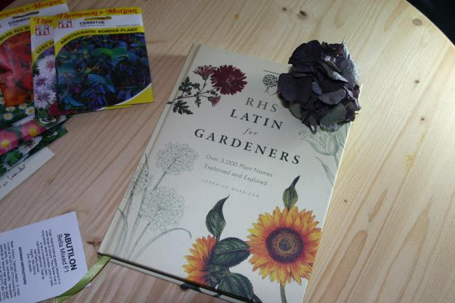 RHS Latin for Gardeners1
