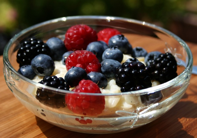 Ginger Rice Pudding2