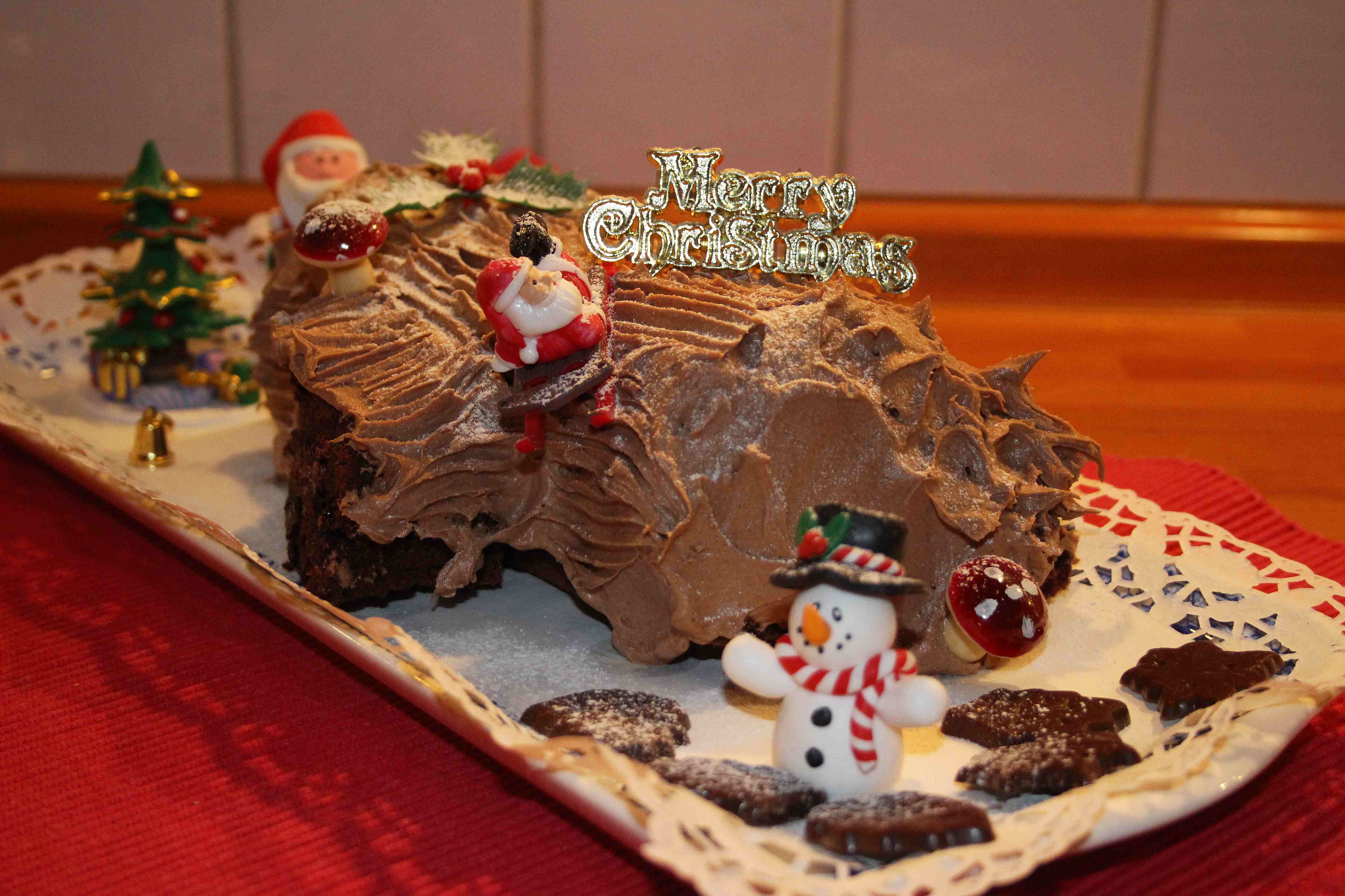christmas log decorations u2013 decoration image idea