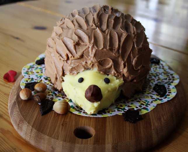 HedgehogCake1