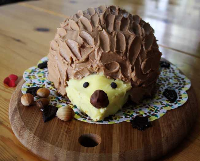 HedgehogCake1