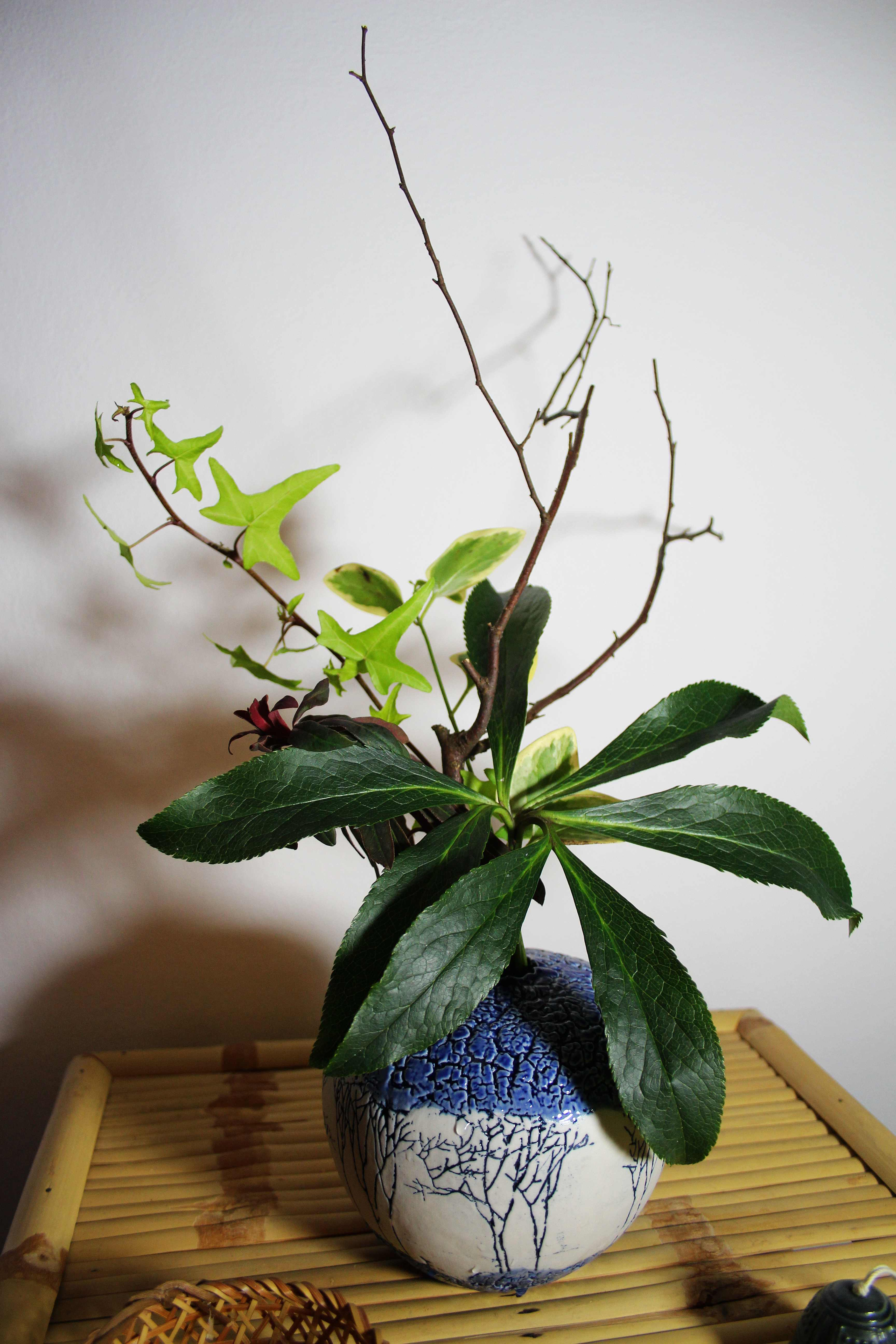 In a Vase on Monday A Japanese Breeze  Words and Herbs