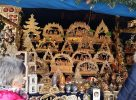 German wooden lights